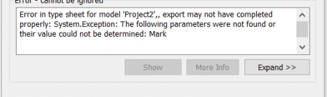 COBie Extension - How to tell the difference between a Type or Instance Parameter?