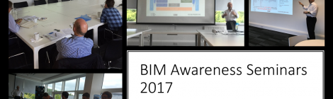 BIM Breakfast Seminars - That's a rap!